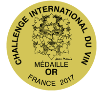 nagroda challenge international du vin 2017